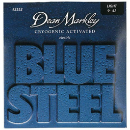 Dean Markley Electric Guitar Strings - Cryogenic Activated - 9-42