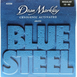 Dean Markley Electric Guitar Strings - Cryogenic Activated - 10-46